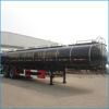 New 3 axles Liquide Asphalt Transport Tanker for sale/ Bitumen Tanker