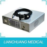 Medical endoscope video camera with adapters for hospital