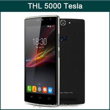 Low price Chinese brand cell phone THL 5000 Tesla, 100% original & brand new