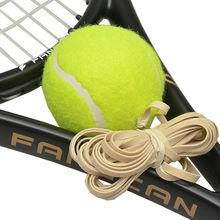 Pelota de tenis de entrenamiento con cuerda elástica en stock