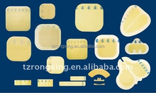 Elasticity hydrocolloid wound dressing( Play debridement function )http://detail.tmall.com/item.htm?id=38421919466