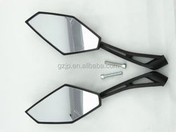 New side mirror, motorcycle mirrors,High quality motorcycle rearview mirror for Honda yamaha Suziki Ducati