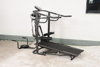 Home Use 6 In 1 Manual Treadmill With Massage