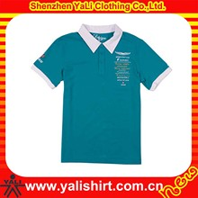 2014 hot sale fashion bulk short sleeve cotton comfortable polo shirts garment stock lot