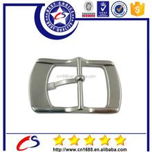 China belt buckle maker 36mm pin buckle custom belt buckle