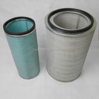 FLEETGUARD Construction machinery car air filter cartridge AF25276,AF25277, Boiler lubrication system filter element
