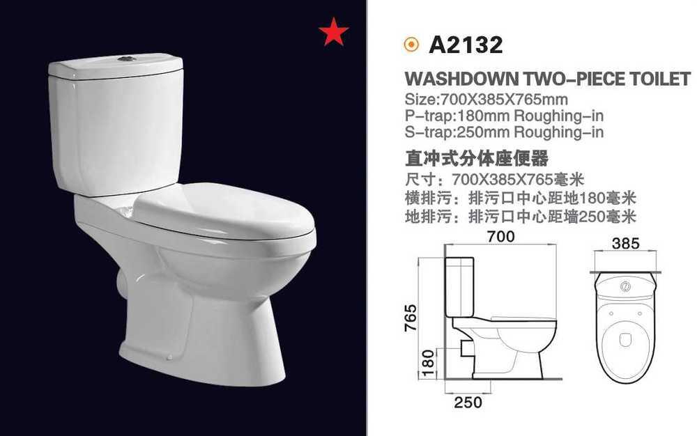 Toilet Seat Fitting Types