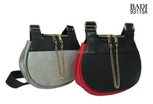 goatskin leather handbags women stylish fashion handbags hard leather handbag
