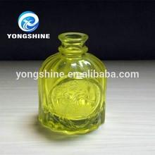 100ml bottiglia di vetro diffusore, pefume bottiglia diffusore con disegno incisione