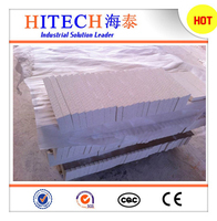 fireproof Zibo Hitech Al2O3 alumina insulation brick for hot blast stove