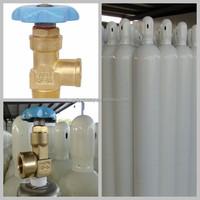 Medical Portable 50L Seamless Steel High Pressure Gas Cylinder