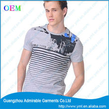 men fashion t shirt cotton 190g tshirt 2015 fashion cotton t shirts