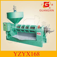 20t/24h YZYX168 cocoa seed oil oil extruding equipment large modular refinery