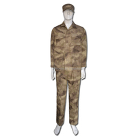 Military training A-TACS AU Camouflage Military jacket and pants