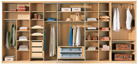 plywood bedroom wardrobe simple design