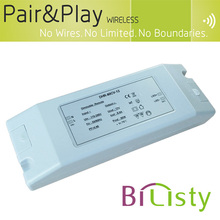 70w high power wireless driver 2,4g driver wireless with human sensor control