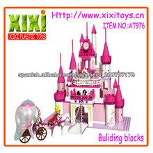 juguetes educativos de construcción para niños sueño diy bloques de construcción