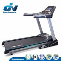 2015 hot sale IT5100 new design home use electric elevation DC motor Motorized Treadmill