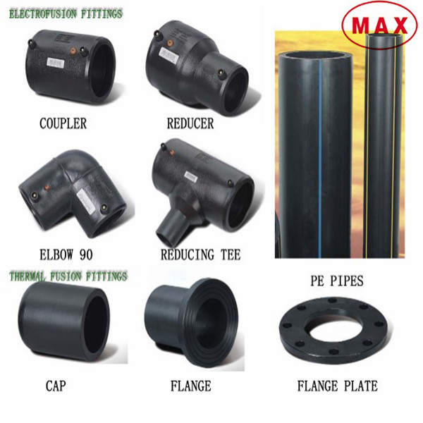 Water Main Fittings Water Poly Pipe Fittings