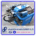 corte máquina achaflanado y utilizado en la construcción de tuberías