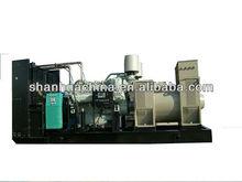 800kw diesel generator set powered with MTU engine