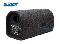 Suoer Factory Price 6 inch Car Subwoofer Tunnel Type Car Big Bass Audio Subwoofer