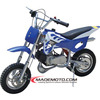 Wholesaler Kids Gas Dirt Bikes Disc Brake 49CC Dirt BIkes.