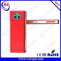 RFID smart card reader barrier gate Car Park Barrie Gate security parking system GAT-P43