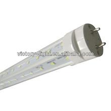 comercial 39w en forma de v t8 tubo de iluminación led