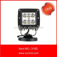 18W led work light off road for Offroad,4x4,Atvs,Suv,Utv Waterproof Ip 68