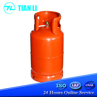 12.5kg Used Lpg Gas Tank For Africa