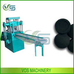 high quality 480pcs/min coal/shisha charcoal briquette making machine for sale