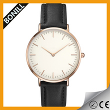 Late 2015 new arrival watches fashion design watch model watch engraved case back