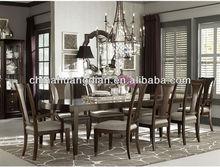 muebles de comedor de madera HDTS086