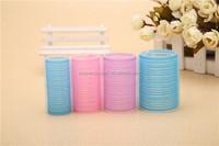 Plastic magic Velcro curl hair foam rollers