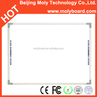 """Quality first, Service most MolyBoard 115"""" interactive portable smart board/interactive white board"""