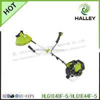 52cc Heavy Duty 2in1 Petrol Strimmer Grass Trimmer, Brush/Bush Cutter, 3 Blades