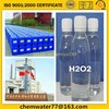 Manufacture food grade low price H2O2 hydrogen peroxide 50%