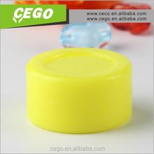 2015 hot sale in USA/ EU 5ml Butane Hash Oil Silicone Container& Non-stick Silicone Wax Jar For Wholesaler