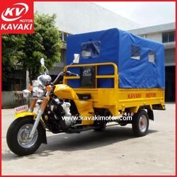 200cc/250cc Chinese Three Wheel Motorcycle/3 Wheel Adult Kick Scooter/3 Wheeler Auto Rickshaw on Sale