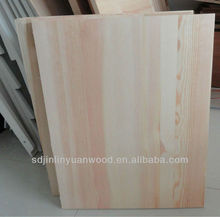 edge glued panels/ jointed boards paulownia/fir/pine wood