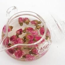 EU standard organic rose bud Top quality pink rose bud Flower herbal tea Rose