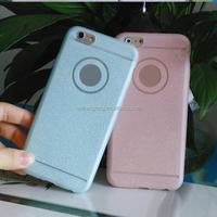 Bling Glitter Clear TPU Gel Soft Phone Case Cover For iPhone6