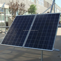 Photovoltaic pv solar panel / solar module 300W for 10KW / 15KW / 20KW / 30KW / 50KW / 100KW/ 500KW solar on/off grid system
