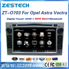 ZESTECH touch screen for opel astra h gps dvd player nevigator/Bluetooth/Audio/Radio