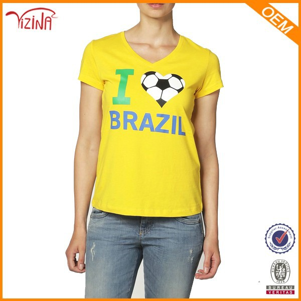 Woman silk screen printing football shirt buy football for T shirt silk screening