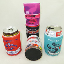 best selling new design fashion cheap high quality waterproof insulated custom can cooler stubby holder