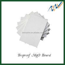 Fireproof no asbestos magnesium wall panels of glass fiber mesh