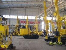 Garantía de calidad( taladro depth40m) kqg120y sobre orugas de plataformas de perforación( fábrica)