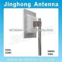 5ghz mimo dual-pol 23dbi Enclosure Panel antenna